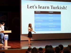 Özel Sanko Okulları'nda Uluslararası Toplantı