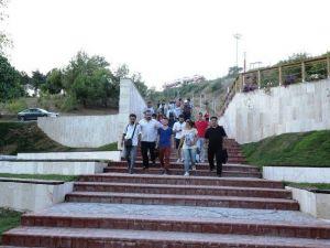Serdivan Gölpark'ın İhalesi Tamamlandı