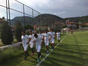 Yarı Finale Çıkan Bodrum Belediyespor'un Hedefi Şampiyonluk