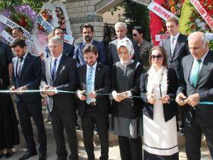 Sümeyye Erdoğan, Tügva Elazığ Şubesini Açtı
