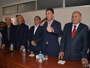 AK Partili Abduselam Er, HDP'lilere Ateş Püskürdü