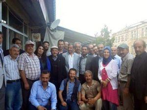 MHP Nevşehir Milletvekili Varol Ürgüp İlçesine Teşekkür Ziyaretinde Bulundu