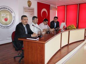 Türkiye'nin En Kaliteli Ve Besleyici Ekmeği Karaman'da Üretilecek