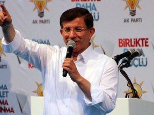 Davutoğlu'ndan kritik açıklama