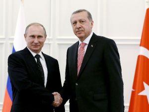 Erdoğan İle Putin Uzun Zaman Sonra İlk Kez Bir Arada