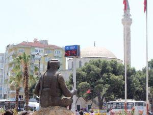 Aydın'da Hava  Aniden Sıcaklıkları Yükseldi