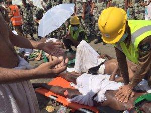 Hac'da izdiham: 717 ölü