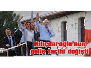 Kılıçdaroğlu'nun Aydın mitingi 21 Ekim'de