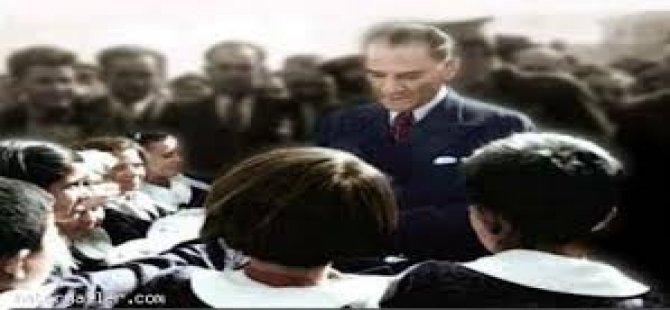 Milli Mücadele sürerken Atatürk'ün önceliği eğitim oldu!