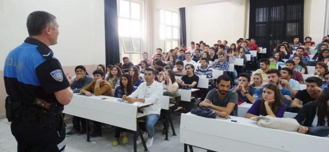 Aydın'da Öğrencilere Huzur Eğitimi