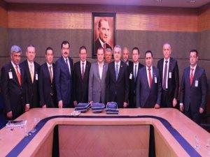 NTO'dan Ankara Çıkarması