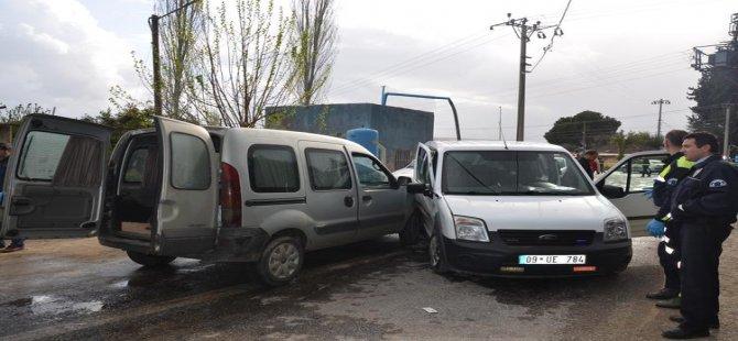 Aydın'da iki polisi yaralayan şüpheliler serbest kaldı!!
