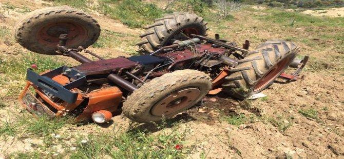 Aydın'da traktör kazalarının ardı kesilmiyor!