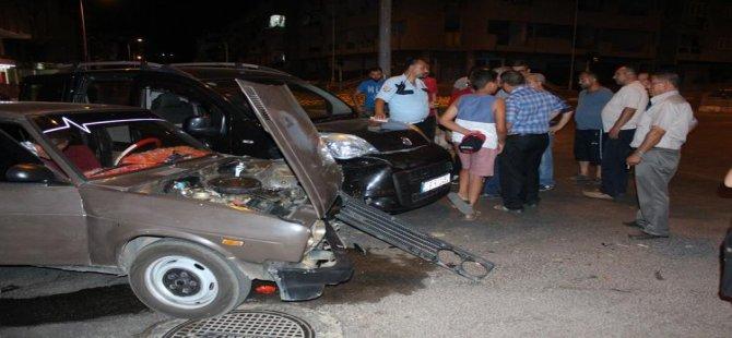 Sünnet dönüşü kaza; 7 yaralı