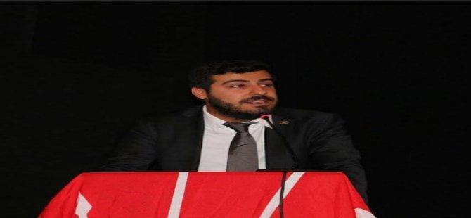 CHP Gençlik Başkanı'ndan AKP İlçe Başkanı'na sert sözler