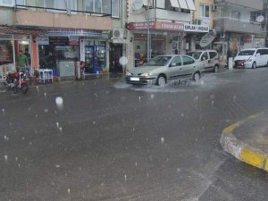 Nazilli'den Yağmur Manzaraları