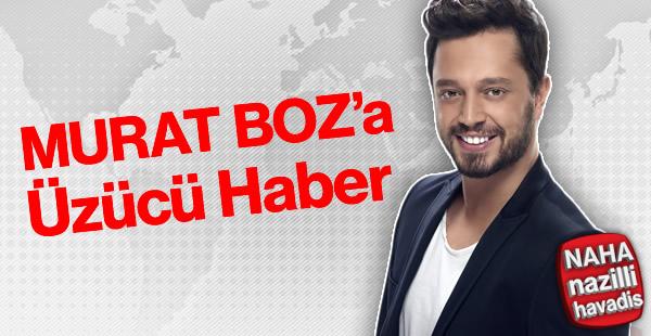 Murat Boz'un annesi hastaneye kaldırıldı