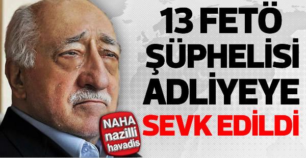 Aydın'da FETÖ operasyonları hız kesmeden devam ediyor!
