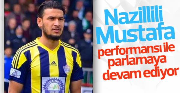 Nazillili Mustafa istikrar abidesi