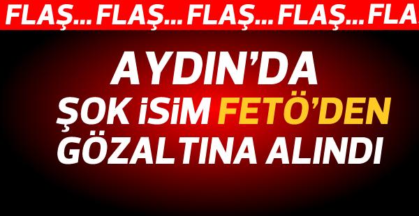 Aydın'da FETÖ/PDY soruşturması