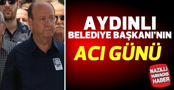 Mesut Özakcan'ın acı günü