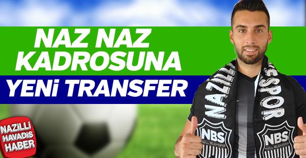 Naz Naz'dan yeni transfer