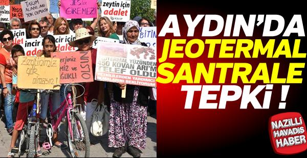 Aydın'da Jes Eylemi