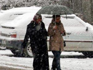 Kuvvetli Soğuk, Kar, Fırtına ve Buzlanmaya Dikkat