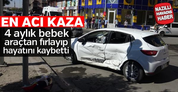En acı kaza!
