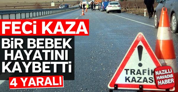 Minik Ahmet feci kazada hayatını kaybetti