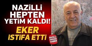 Nazilli Belediyespor Kulübü Başkanı Eker İstifa Etti