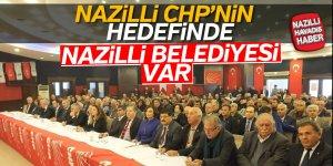 Nazilli CHP'de hedef belli...