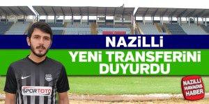 Naz Naz'a yeni transfer