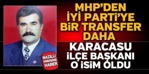 İYİ Parti Karacasu ilçe başkanı belli oldu