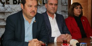 Abdurrahman Öz, Nazilli'de konuştu!