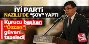 "İYİ Parti Nazilli'de ""Şov"" yaptı"