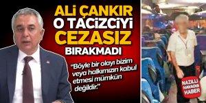 Tacizci CHP'li partiden ihraç edildi