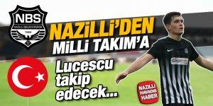 Nazilli'den Milli Takım'a
