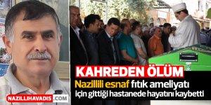 Nazilli'yi kahreden ölüm