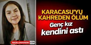 Karacasu'da kahreden ölüm