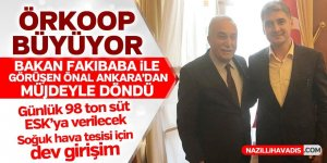 """ÖRKOOP'da """"ÖNAL"""" Devrimi"""