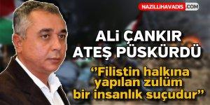 Ali Çankır ateş püskürdü !