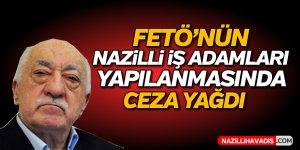FETÖ'nün Nazilli iş adamları yapılanmasında ceza yağdı