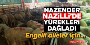 NAZENDER Nazilli'de yürekleri dağladı