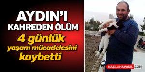 Aydın''ı kahreden ölüm
