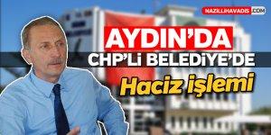 Aydın'da o belediyeye haciz şoku