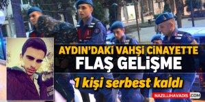 Aydın'daki vahşi cinayette flaş gelişme