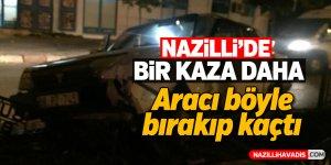 Nazilli'de bir kaza daha