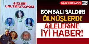 Aydın'da bombalı saldırıda çocukları ölen ailelere iyi haber!
