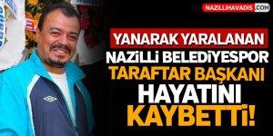 Nazilli'yi yasa boğan ölüm!